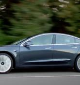 Tesla admits problem with Model 3 EVs leading to loss of rear body panel in puddles of water