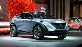 Nissan's European and Japanese teams collaborate to test Ariya electric SUV ahead of production