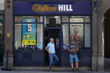 British bookmaker William Hill's American subsidiary completes acquisition of CG Technology