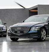Genesis unveils fully-electric G80 at 2021 Shanghai Auto Show