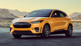 Ford inching nearer to Mustang Mach-E delivers to customers in China