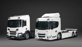 Scania reveals plans to launch full-size 40-ton capacity long-range electric truck