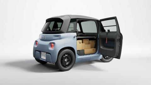 Citroen receives 1,130 reservation orders for all-electric UK Ami tiny car in two weeks