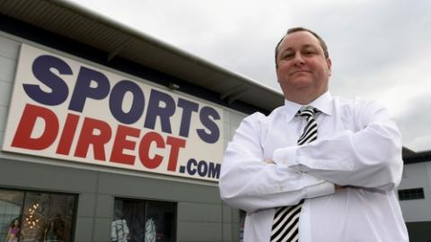 Sports Direct in talks to buy 30 gyms from LA Fitness