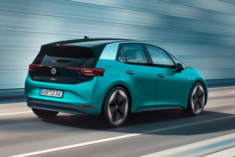 All-electric ID.3 attracts 70,000 new customers to Volkswagen brand