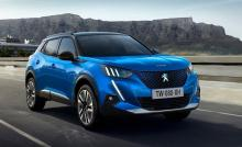 Peugeot cuts e-2008 electric SUV prices for UK government grant eligibility