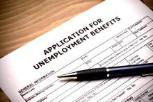 UK unemployment rate slips to 6.8%