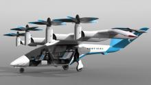 UK startup Vertical Aerospace gets pre-orders for up to electric air taxis