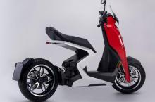 Zapp i300 e-scooter available in Germany, with price tag of €6,300