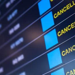 What Happens When Your Flight Gets Cancelled in the UK?